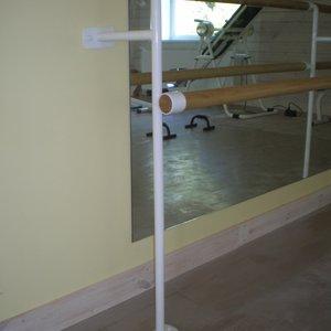 Кронштейн двухрядный настенно-напольный