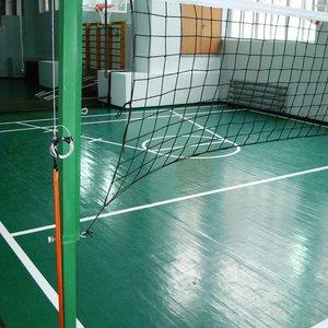 Стойки универсальные для бадминтона и волейбола
