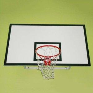 Баскетбольный щит 1200х900 мм металлический
