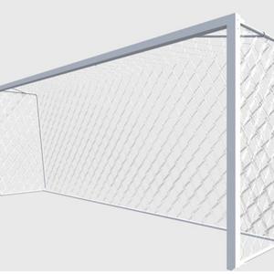 Ворота для минифутбола алюминиевые переносные