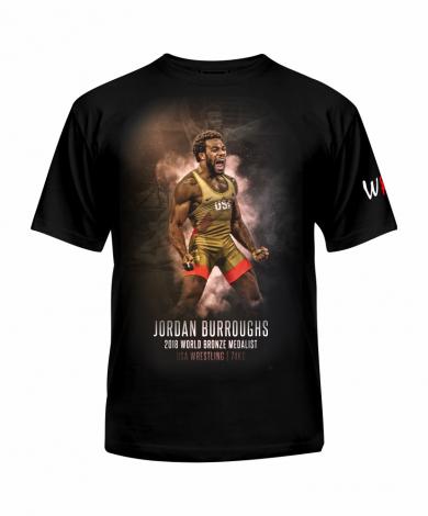 Спортивная футболка Jordan Burroughs