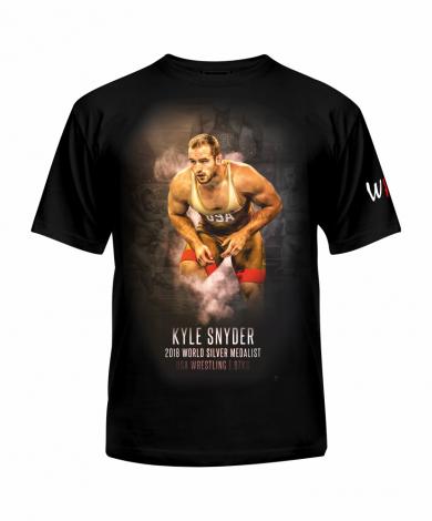 Спортивная футболка Kyle Snyder