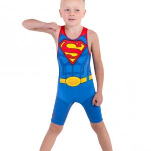 """Детское трико для борьбы серия """"Супергерои. Супермен"""""""