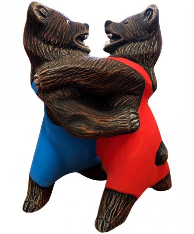 "Статуэтка ""Медведи"""