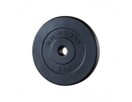 Наборная штанга 125 кг + W гриф RN-Sport