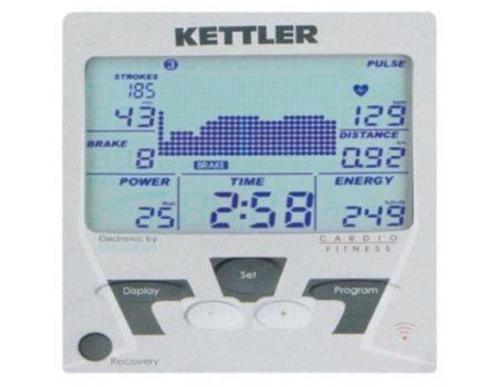 Гребной тренажер Kettler Coach E