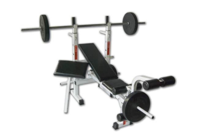 Многофункциональная скамья RN sport universal + тренажеры