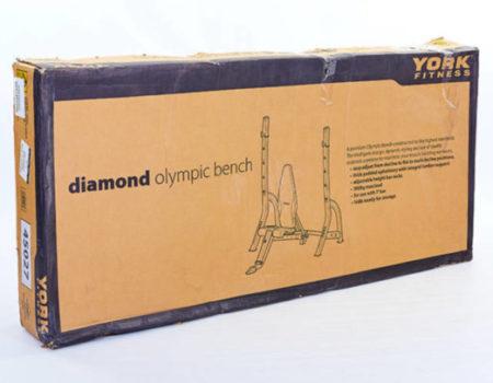 Скамья атлетическая YORK 45027 DIAMOND DUMBBELL