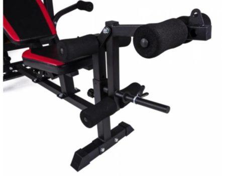 Набор Premium 165.5 кг со скамьей HS-1075 с партой