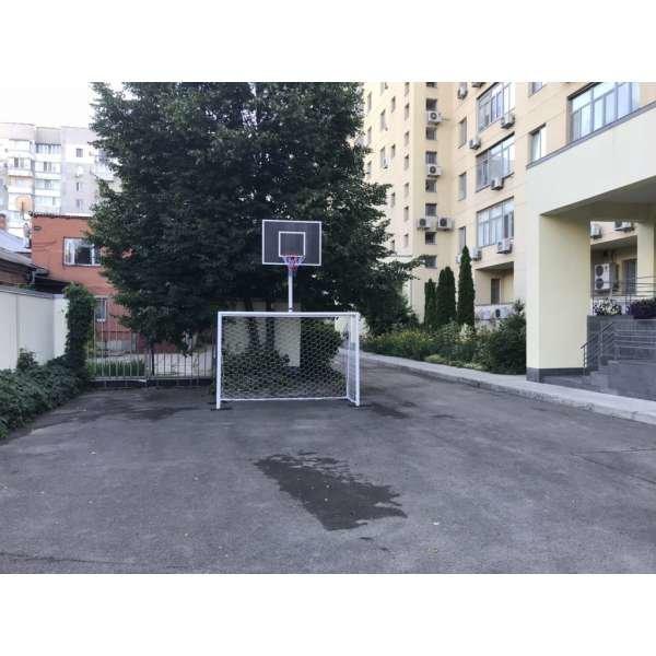 Ворота 3х2 + баскетбольный щит