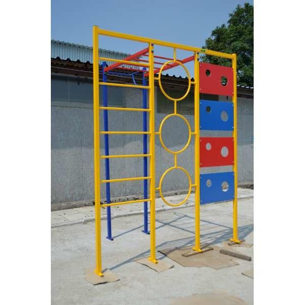 Уличный детский спорткомплекс Бамбино