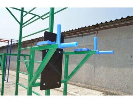 Уличный спорткомплекс для взрослых Силач