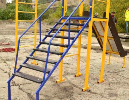 Детская площадка PlayGraund-1
