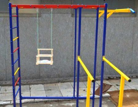 Детский спортивный комплекс для улицы Sport Play-2