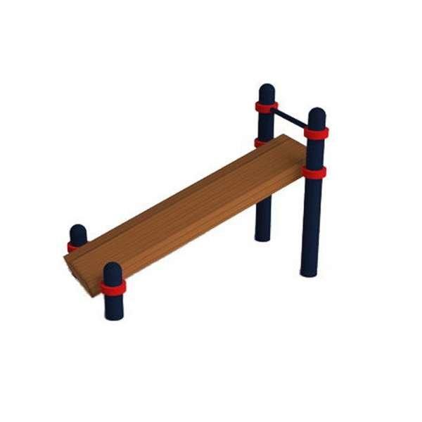 Скамья наклонная VD-Workout