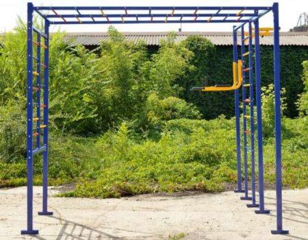 Спортивный комплекс для улицы Геракл