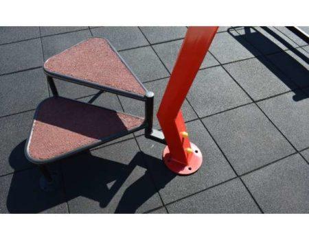 Станция Workout для уличных площадок VD-01