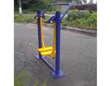 Тренажер для улицы Воздушный ходок с ограничителем RM-22
