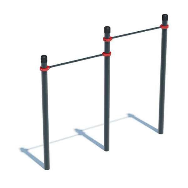 Турник классический VD-Workout Double bar
