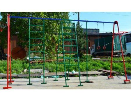 Уличный детский спортивный комплекс Sport Play-5