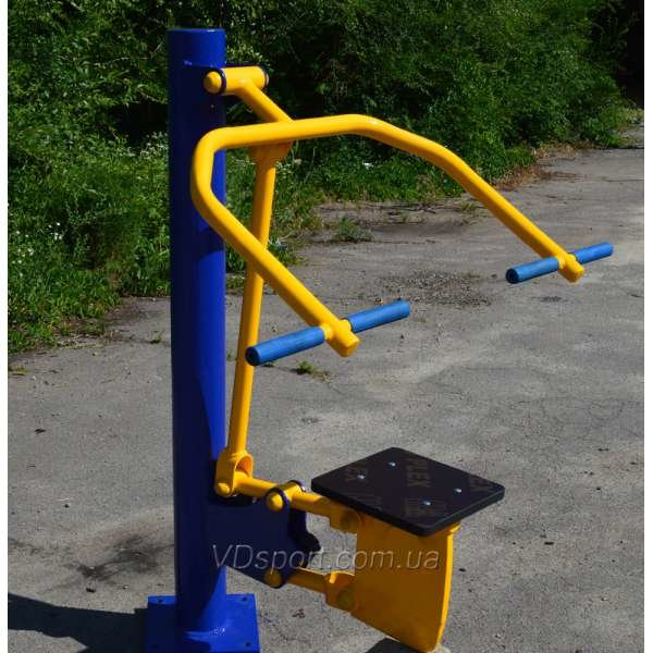 Уличный силовой тренажер Верхняя тяга RM-04