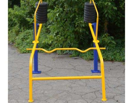 Уличный тренажер Бицепс RM-09