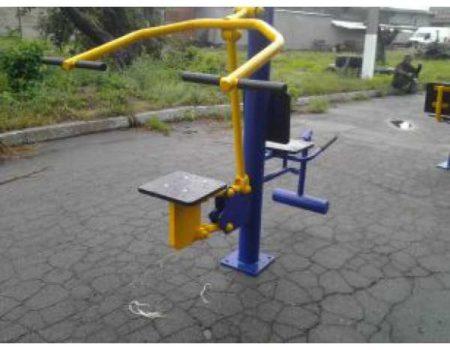 Уличный тренажер Комби-руки RM-21
