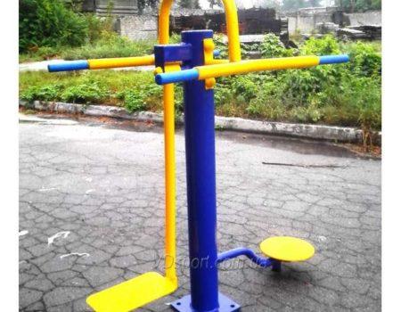 Уличный тренажер Твистер-Маятник RM-03