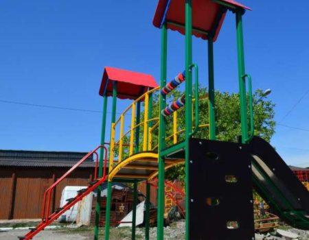 Детская игровая площадка PlayGraund-2