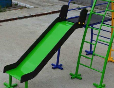 Детский спортивный комплекс для улицы Альпинист