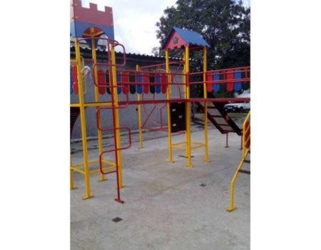 Детская игровая площадка PlayGraund-6