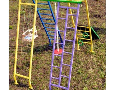 Уличный детский спортивно-игровой комплекс Ухтышка