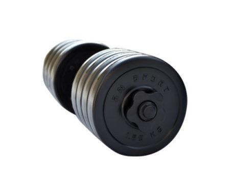 Гантель разборная RN-Sport Long 10 кг