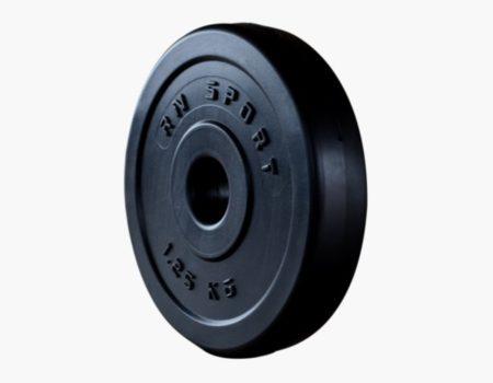 Гантель разборная RN-Sport Long 18 кг