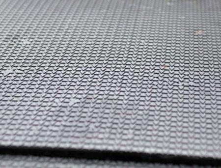 ОПТ. от 40 кв.метров. Плиты с натуральной резины 500х500. Горячее прессование.