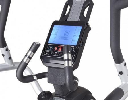 Гибридный тренажёр орбитрек/степпер Sportop VE520