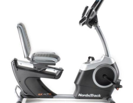 Велотренажер горизонтальный NordicTrack GX4.7R NTEVEX49018