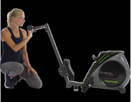 Гребной тренажер Tunturi Cardio Fit R20 16TCFR2000
