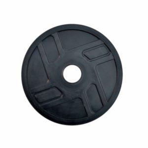 Диск RN-Sport стальной обрезиненный 1,25 кг - 27 мм