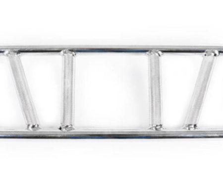 Гриф для штанги Классический с параллельным хватом (l-0,87м,d-25мм,вес 9кг,замок гаечный)