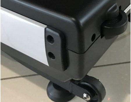 Беговая дорожка VENTURA 2019 года, до 130 кг, SMART-часы в комплекте.