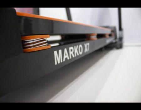 Беговая дорожка MARCO X7 до 140 кг. 3л.с.,Сенсорная, Android, WI-FI, дисплей 10 дюймов