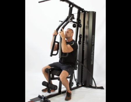 Силовая фитнес станция FITFABRICA Multigym 1000