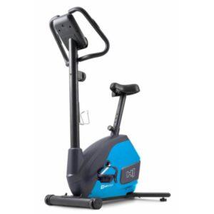 Велотренажер магнитный Hop-Sport HS-035H Leaf синий