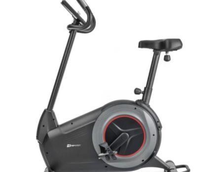 Велотренажер HS-100H Solid черный iConsole+ мат