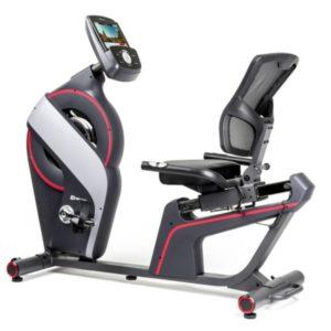 Горизонтальный велотренажер Hop-Sport HS-200L Dust iConsole+