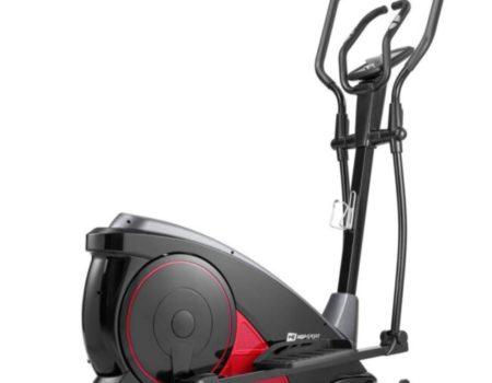 Орбитрек Hop-Sport HS-060C Blaze красный iConsole + мат (2020)