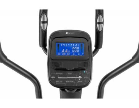 Орбитрек электромагнитный Hop-Sport HS-095C Moon серый+ мат