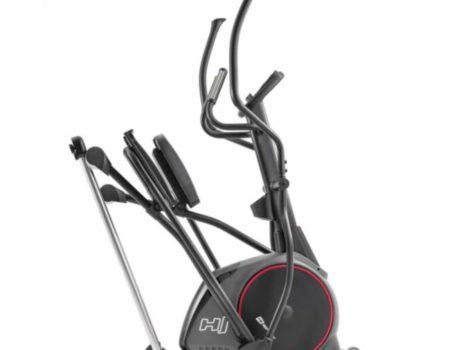 Орбитрек электромагнитный Hop-Sport HS-095CF Prizm серый+ мат