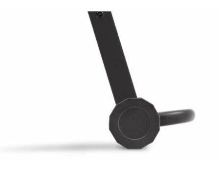 Гребной тренажер воздушный Hop-Sport HS-065AR Talon серый